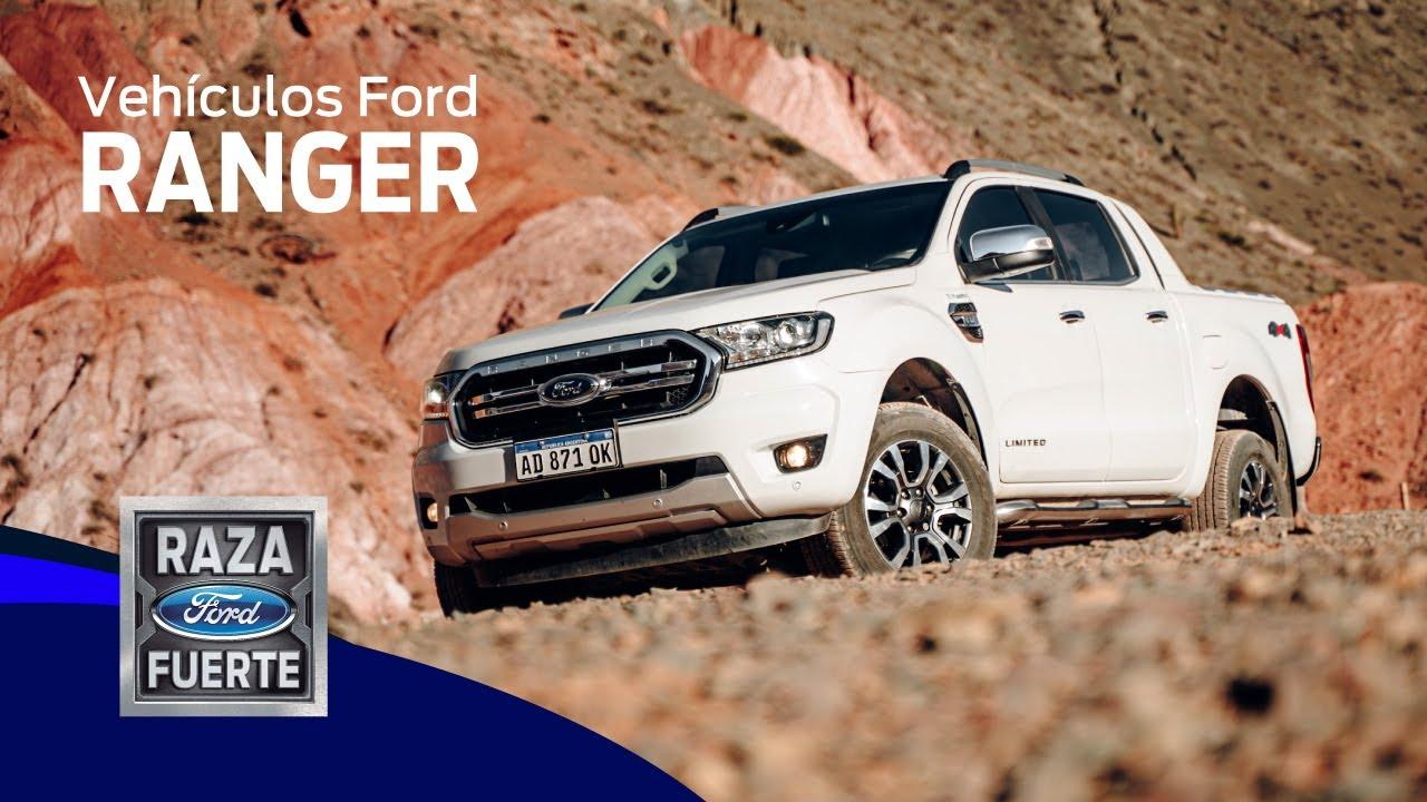 Vehículos Ford - Ranger Limited