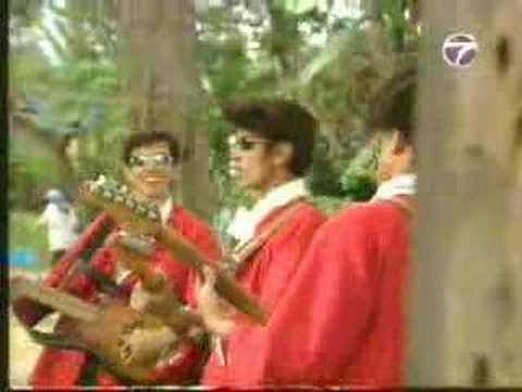 Mat Nor Kushairi & The Velvet Boys - Apache