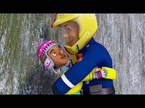Fireman Sam New Episodes | Sam best Snow Rescues - One Way Street | Big Collection 🚒 🔥 Kids Movies