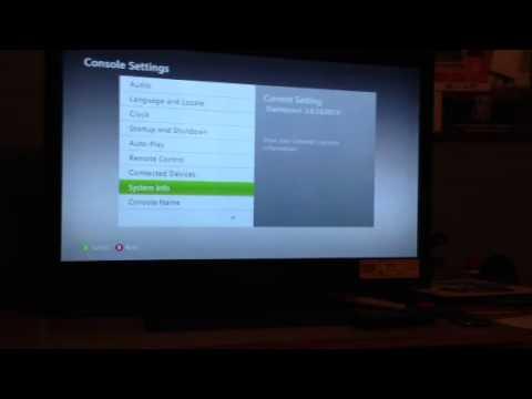 Reset pass code Xbox 360 new dashboard 2 0 16202 0