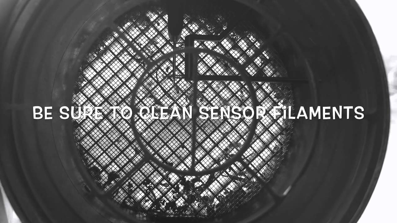 How To Clean A Mass Air Flow Sensor Youtube