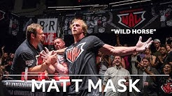 "Matt Mask WAL career highlights | Armwrestling's ""Wild Horse"""