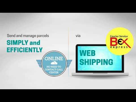BexShip - Web Shipping - Bex Courier Services Serbia