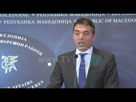Македонија во НАТО само ако се реши прашањето со името