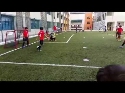 AGPS Football North Zone Carnival 2014