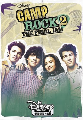 Cast Of Camp Rock 2 It S On Ft Jonas Brothers Demi Lovato Youtube