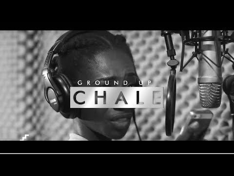 GROUND UP SESSIONS - Adomaa Covers Desiigner Panda (AfroJazz)