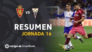 Resumen de Real Zaragoza vs Albacete BP (0-1)