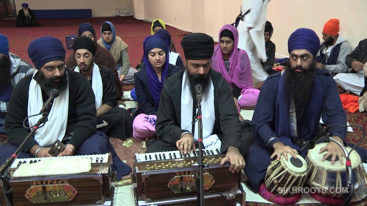 Bhai Amanpreet Singh - Naam Simran - Akhand Jaap California 2015 (AM)