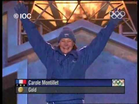 Salt Lake City 2002 - Médaille FL8 MMG