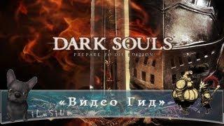 [Darkroot Guarden] Видео Гид Dark Souls 28 [Shiva & Sif]