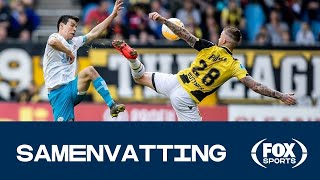 HIGHLIGHTS | Vitesse - PSV