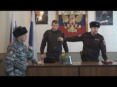 """Экскурсия в МО МВД России """"Камышловский"""""""