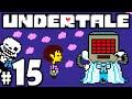 UNDERTALE Blind Gameplay Playthrough PART 15 - Mettaton Musical, Sans & Toriel Jokes, MTT Resort