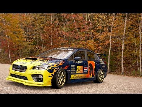 GT Sport - Firehuntah's Subaru WRX Gr4