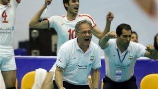 R2 Italy vs Iran Volleyball FIVB World League مسابقه والیبال لیگ جهانی ایران ایتالیا Italia Volley