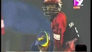 Mohammad Nabi 2 Wickets for Sylhet Royals Vs Barisal Burners BPL 2013