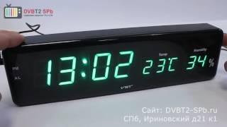 VST-805s - обзор электронных часов