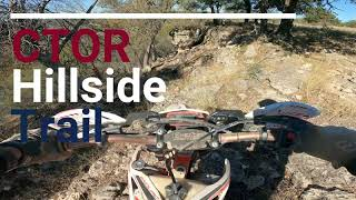 CTOR  hillside trail