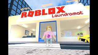 Baby Alive Molly Does Laundry In Roblox!