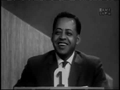 Barney Hill   To Tell The Truth 1966.  Essentials feat. Tom Poston