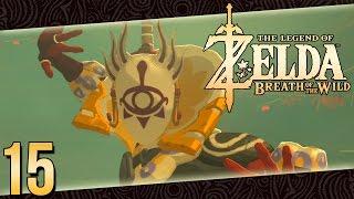 Zelda Breath Of The Wild Parte 15 Español El Clan Yiga thumbnail