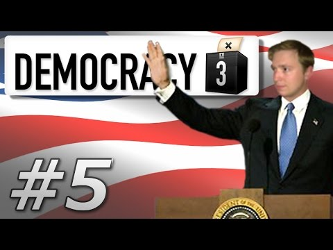 Democracy 3 | USA - Year 5