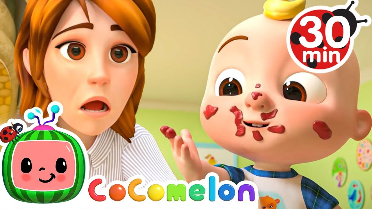 Food Songs For Kids + More Nursery Rhymes & Kids Songs - CoComelon