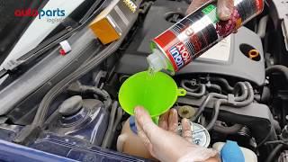 VW Golf TDI Diesel Spulung Liqui Moly + Filtro gasóleo