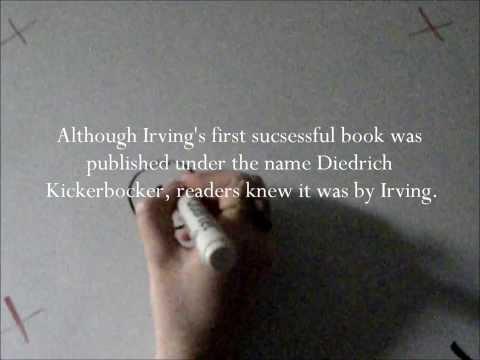 The Life of Washington Irving