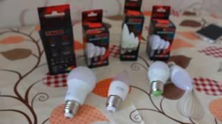 Светодиодные LED лампы.Как выбирать?