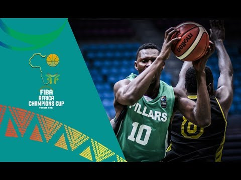 Gombe Bulls v Kano Pillars - Full Game- Classification 9-12 - FIBA Africa Champions Cup 2017