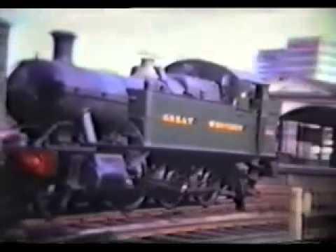 60s Steam and Diesel @ Birmingham Snow Hill pt 1