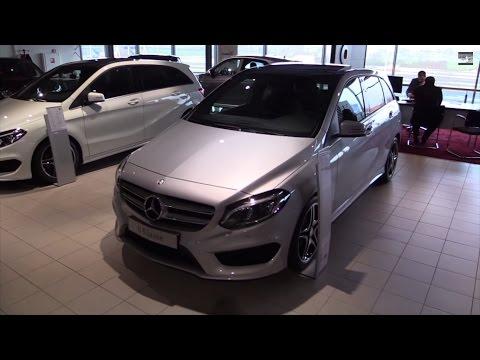 Mercedes-Benz B Class 2016 In Depth Review Interior Exterior