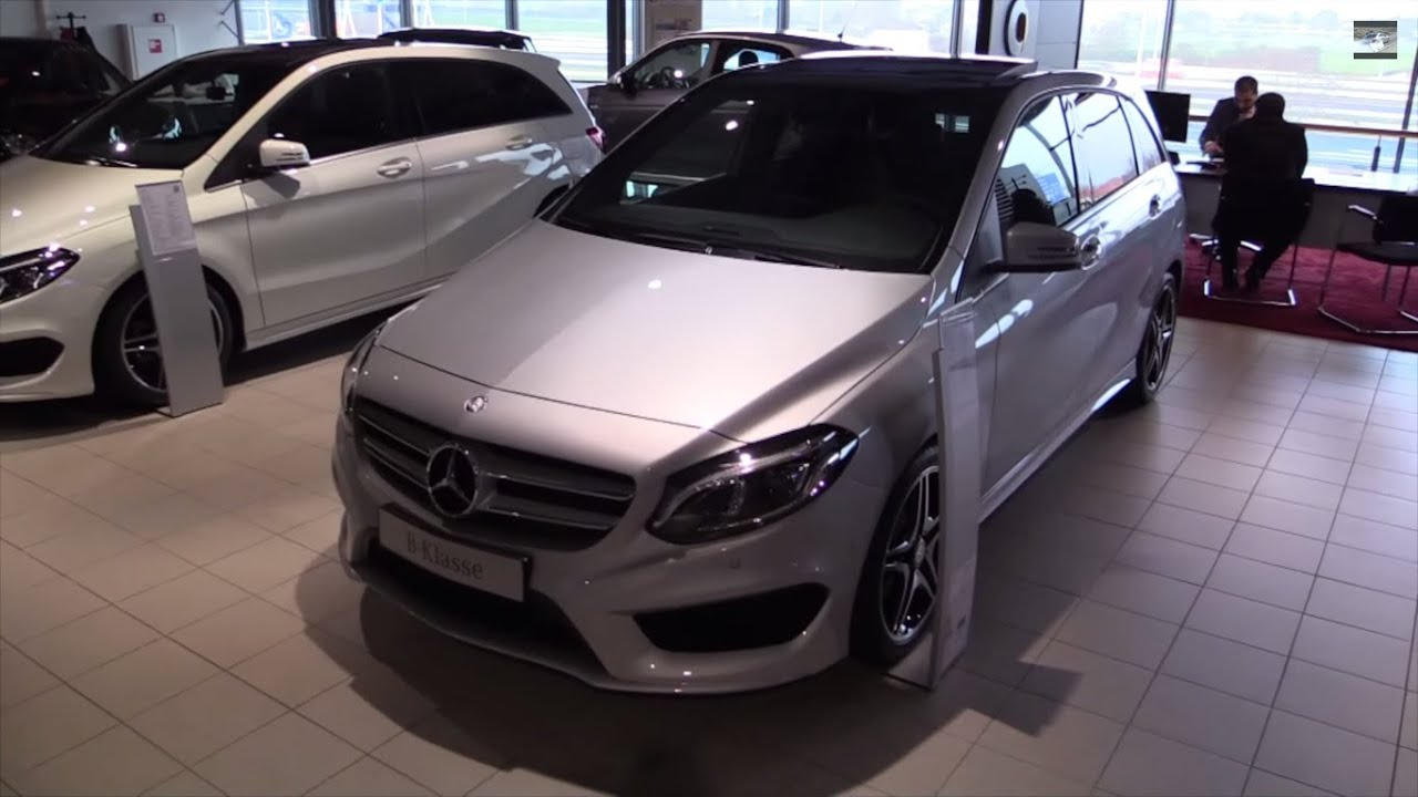 mercedes benz b class 2016 in depth review interior exterior youtube. Black Bedroom Furniture Sets. Home Design Ideas