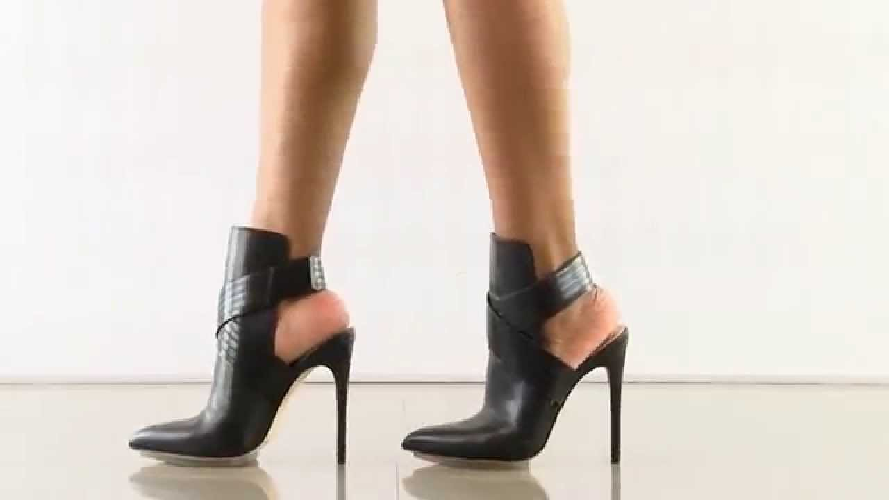 02ce63009 Krimp in Black Dress Box Lea BCBGMaxazria - YouTube