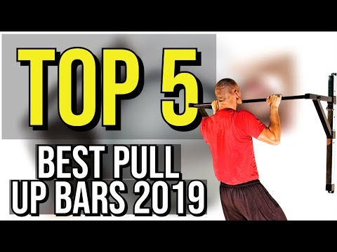 ✅ TOP 5: Best Pull Up Bar 2019