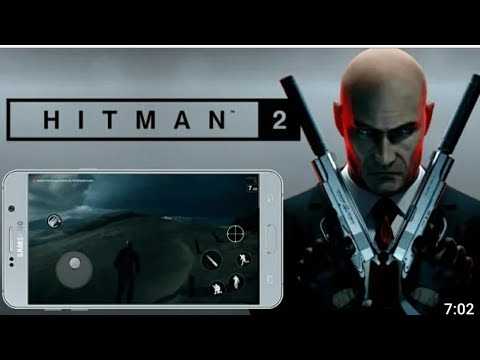 Hitman 2 Mobile Gameplay (Android APK & IOS Download) | Tech PCG ||