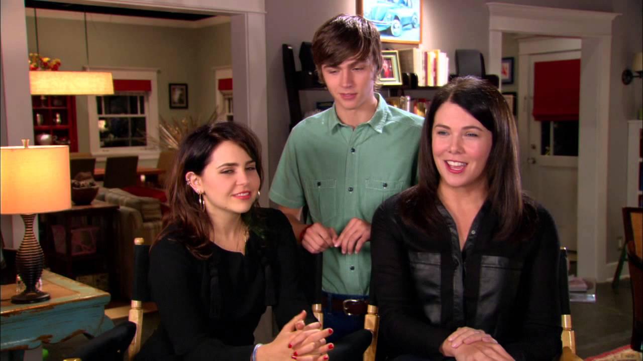 Download Parenthood Season 5 - Interview with MAE WHITMAN, MILES HEIZER & LAUREN GRAHAM   10.10.2013