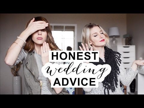 Wedding Advice from 15 REAL Brides! | HELP! I'M ENGAGED!
