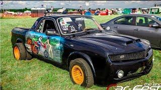 ГАЗ 31 дурной пикап с ДВС V8 Шевроле Камаро 5.7 литра