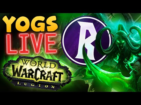 THE PILLARS OF CREATION - Warcraft Wednesdays w/ Rythian! - 24th August 2016