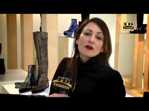VIC MATIE FW 17-18 | Milan Fashion Week | ID Journal