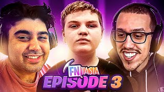 Controller Players, FNCS, EU vs NA, ft. BBG Calc - FNTASIA Ep. 3