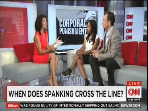 CNN Tanya Miller on the Debate Over Corporal Punishment for Children 9/20/14