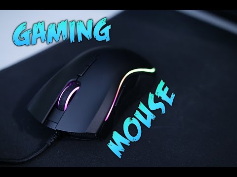 Worlds best Gaming Mouse? - Razer Mamba Review