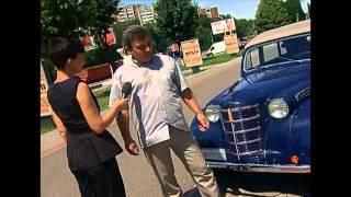 Тест драйв Москвич 400 420А