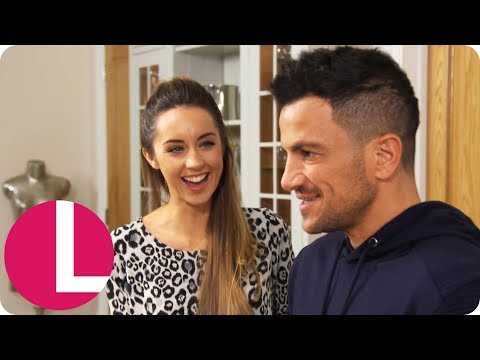 Emily and Peter Andre's Food to Help You Sleep | Lorraine