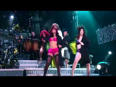 Britney Spears - Outrageous [The Onyx Hotel Tour]720p HD