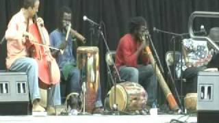 Bonga & The Vodou Drums of Haiti